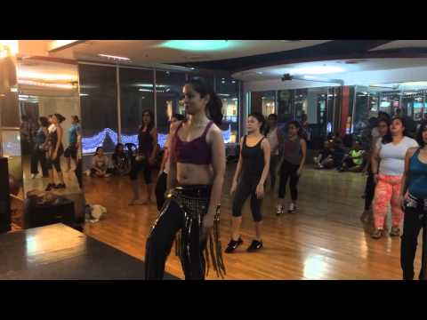 Bellydance Pop Choreography:All About That Bass