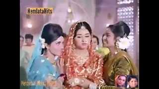 Lata & Hemlata - Mehboob Ki Mehndi Haathon Mein- Mehboob Ki Mehndi (1971)