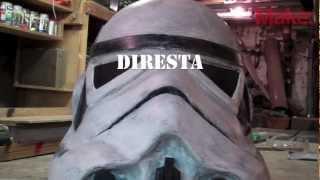 getlinkyoutube.com-DiResta: Stormtrooper Helmet