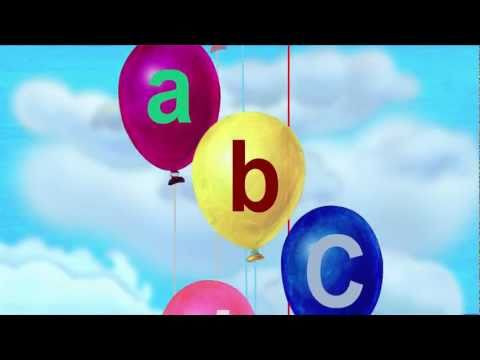 ABC Song - Lower Case Alphabet