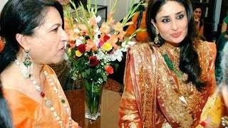getlinkyoutube.com-Soha Ali Khan's Wedding: Exclusive Talks with Sharmila Tagore and Soha Ali Khan  - India TV