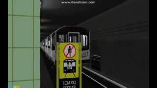 getlinkyoutube.com-Openbve R300 test train at Chester