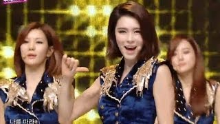 getlinkyoutube.com-Kahi & After School - Bang!, 가희 & 애프터스쿨 - 뱅!, Music Core 20140308