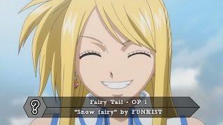 getlinkyoutube.com-Top 30 Fairy Tail Openings and Endings