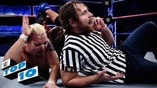 getlinkyoutube.com-Top 10 SmackDown Live moments: WWE Top 10, Oct. 11, 2016
