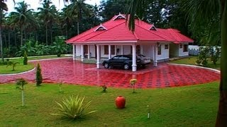 getlinkyoutube.com-Beautiful Villa In Kairali Vastu