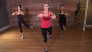 Victoria's Secret Model Workout: 10-Minute Fat-Blasting Circuit width=