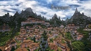 getlinkyoutube.com-Minecraft Timelapse, episode 8 : Lhassam [1080p]