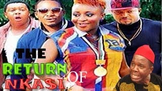 getlinkyoutube.com-The Return of Nkasi   -    2014 Nigeria Nollywood movie