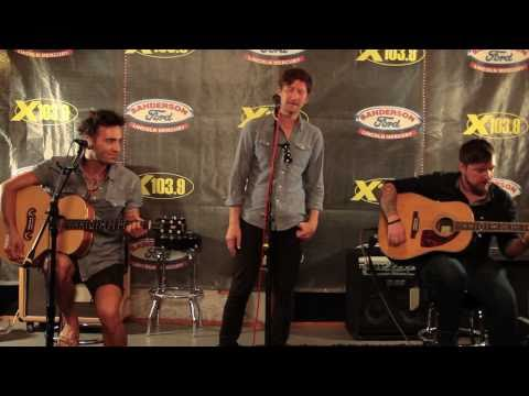 "Anberlin ""Down"" Acoustic (High Quality)"