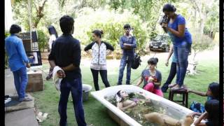 Tamil Actress Simran Photo Shoot Making Video width=