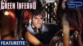 "getlinkyoutube.com-The Green Inferno ""Behind The Scenes"""