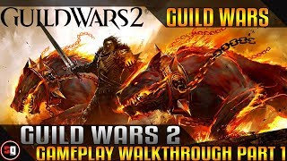 getlinkyoutube.com-Guild Wars 2 Walkthrough Part 1 - Intro