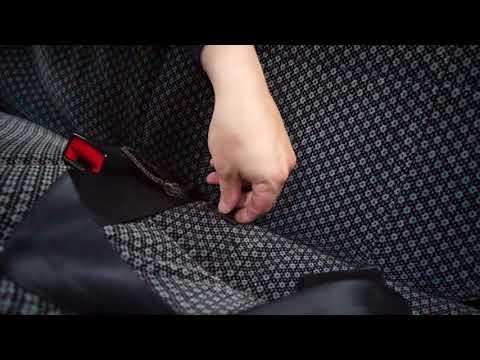 ВАЗ 2111: ремонт замка заднего сиденья на Ласточке