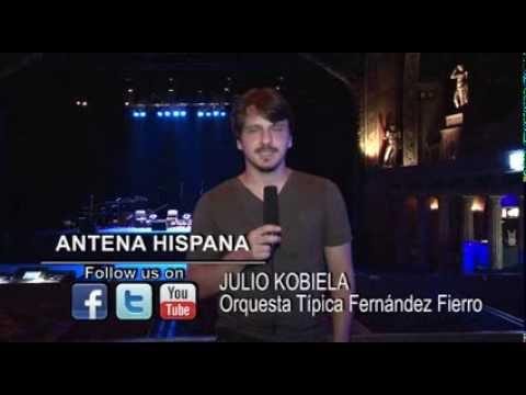 Antena Hispana T V Orquesta Típica Fernández Fierro