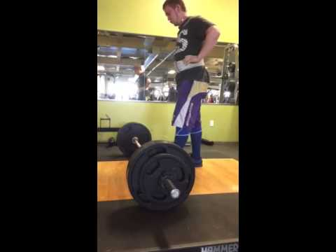 365x5 Deadlift