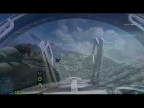 Battlefield 3 Jet - Top Gun - Highway to the Dangerzone