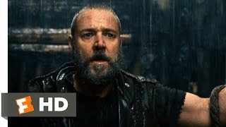 Noah (6/10) Movie CLIP - The Great Flood (2014) HD