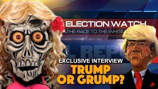getlinkyoutube.com-Achmedina The Hot Terrorist Interview: Trump or Grump? | JEFF DUNHAM