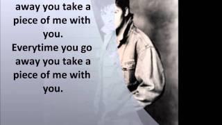 getlinkyoutube.com-Paul Young -Everytime you go away with lyrics