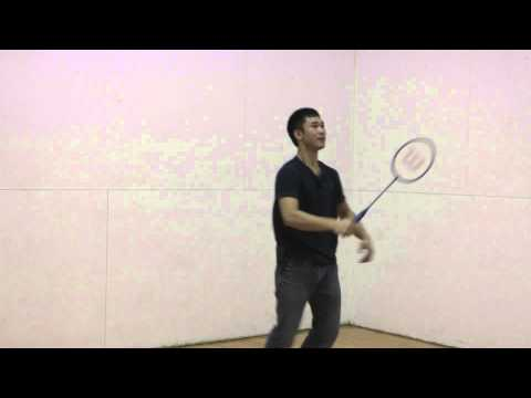Badminton - Documentary Draft Edit (2012)