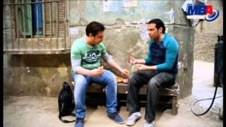 getlinkyoutube.com-مشهد يموت من الضحك محمد عبدالمنعم يغنى وسعد الصغير يرقص