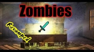 getlinkyoutube.com-Call of Duty Zombies in Minecraft Xbox 360 Edition Revamped!
