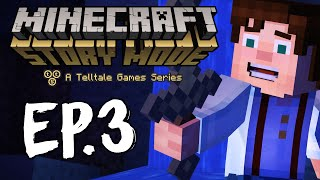 getlinkyoutube.com-Minecraft: Story Mode - Эпизод 1 - Орден Камня #3