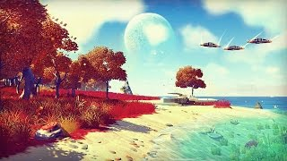 getlinkyoutube.com-No Man's Sky: Sony Conference Reactions - IGN Live: E3 2015