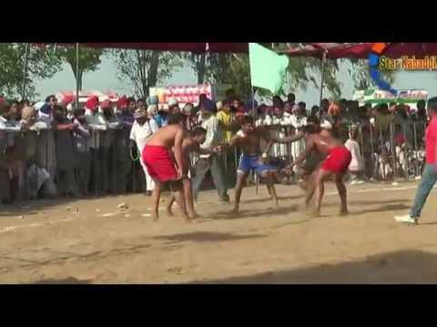 Inderghar (Moga) Kabaddi Cup 2014 Part 3