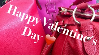 getlinkyoutube.com-Valentine's Day Bags: Which One Would You Choose? ❤️