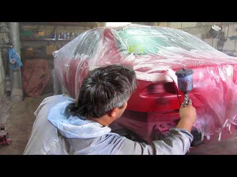 Расположение переднего ступичного подшипника у Alfa Romeo 147