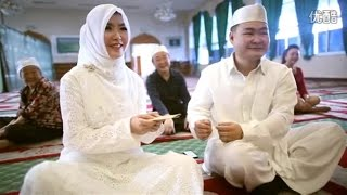 getlinkyoutube.com-Chinese Muslim Wedding