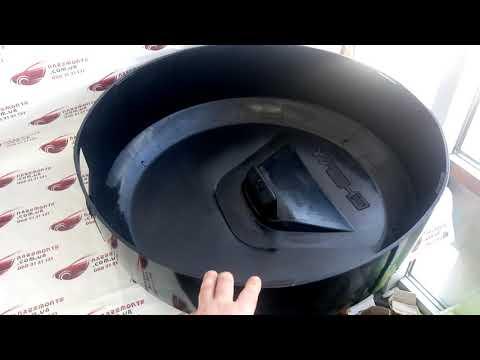 Чехол запаски наружный FL Chery Tiggo T11 6302530PF DQ Чери Тиго Т11 Лицензия