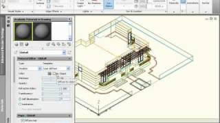 getlinkyoutube.com-Learn AutoCAD - برنامج تعليم أوتوكاد - الإضاءات ج1