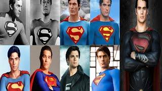 Superman-Actors-1948-1951-1978-1988-1989-1993-2001-2006-2013 width=