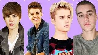 getlinkyoutube.com-Justin Bieber Before and After Hairstyle (2009 - 2016)
