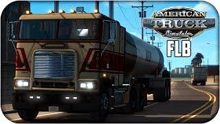 getlinkyoutube.com-Freightliner FLB | American Truck simulator | 1.4 - 1.5