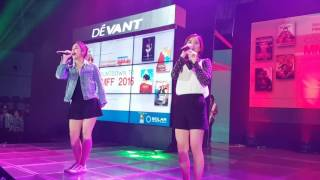 getlinkyoutube.com-Julia Barretto and Maris Racal in Countdown to MMFF 2016