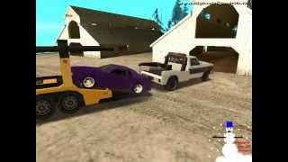 getlinkyoutube.com-KIS Movie: GTA SA: Dorifters vs cops. PART II