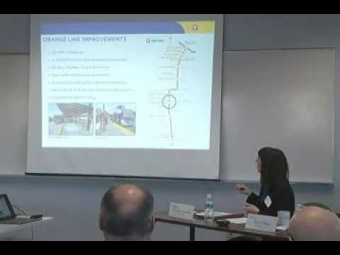 Chamber Forum: METRO Orange Line Bus Rapid Transit