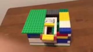 getlinkyoutube.com-レゴ自動販売機    こうた