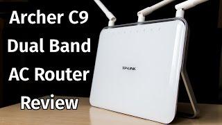 getlinkyoutube.com-TP Link Archer C9 Wireless Router Review