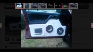 getlinkyoutube.com-Rozmowa z właścicielem VW Golfa III po tuningu z prześcieradłem w drzwiach