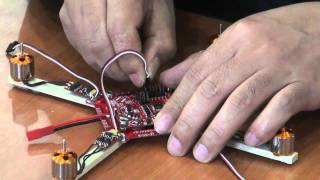 getlinkyoutube.com-Micro MultiCopter 만드는 방법