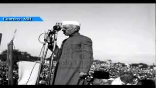 getlinkyoutube.com-Pandit Jawaharlal Nehru's speech delivered on 15th August 1960