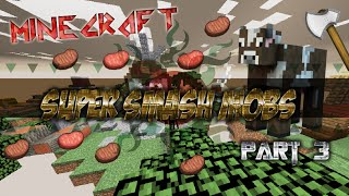 getlinkyoutube.com-【Minecraft】Super Smash Mobs 実況Play Part3 | ハロウィンアップデート