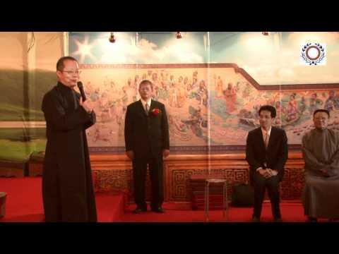 2012年台灣燈會 彰燈結彩展鹿頭角 一貫道燈區 特別報導