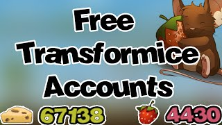 getlinkyoutube.com-14 FREE PRO TRANSFORMICE ACCOUNTS NOVEMBER 2015