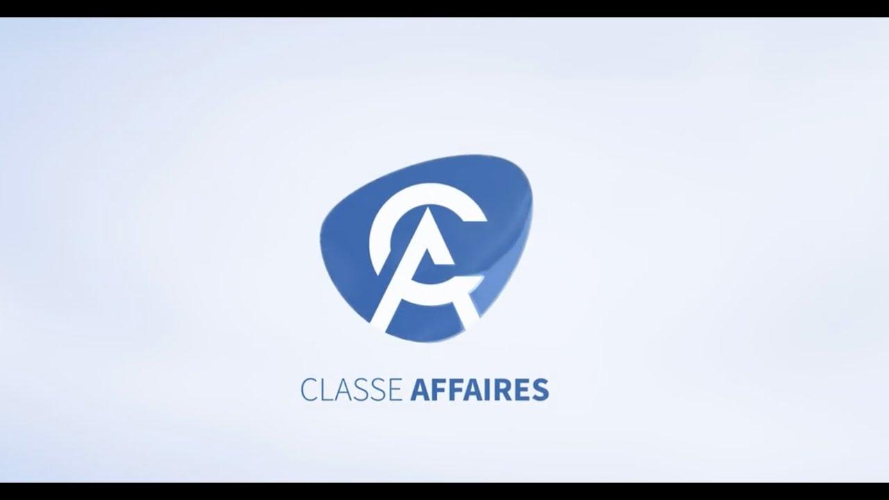 Emission Classe Affaires - Production Marodi TV - Bande Annonce